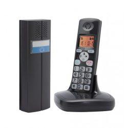 Xingtel Cl-3622B Vezeték Nélküli Audio Kaputelefon Dect Telefonba Építve