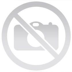 Classic vízszintes, csatos-fűzős övtáska mobiltelefonhoz - Apple iPhone XS Max/Note 8/Note 9/A6+ 2018/Mate 20 Lite - M15 méret - fekete