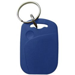 Soyal Am Keytag No 1 125 Khz Kék Proximity Kulcstartó