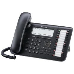 PANASONIC KX-DT546X-B telefon