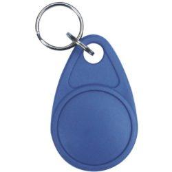 Soyal Am Keytag No 4 13 56 Mhz Kék Proximity Kulcstartó