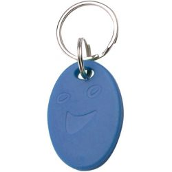 Soyal Am Keytag No 5 13 56 Mhz Kék Proximity Kulcstartó