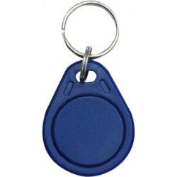 Soyal Am Keytag No 3 13 56 Mhz Kék Proximity Kulcstartó