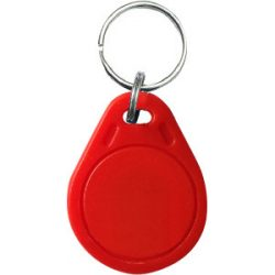 Soyal Am Keytag No 3 13 56 Mhz Piros Proximity Kulcstartó
