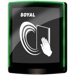 Soyal Ar-Pb-888Bi-GR Zöld/Piros