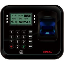 Soyal Ar-837Efd-1500-3Do-Bx Ujjlenyomat Olvasó