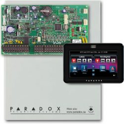 Paradox Digiplex Dgp-Evo192 + Tm50