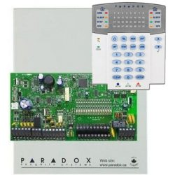 Paradox Sp6000 + K32Led+