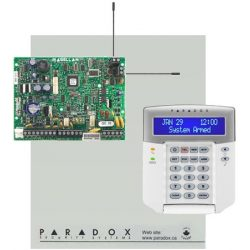 Paradox MG5000 + K32LCD+