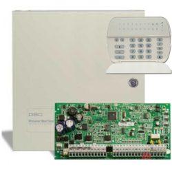 DSC PC1616H + PK5516 Riasztóközpont