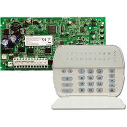 DSC PC1616H panel + PK5516 Riasztóközpont