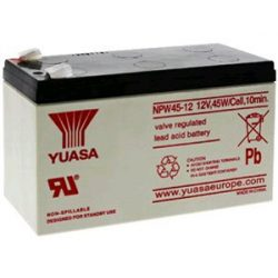 Yuasa 12V 45W Riasztó Akkumulátor