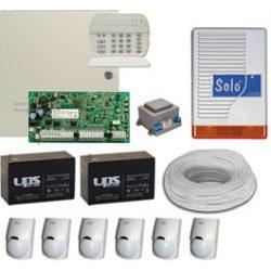 Komplett Rendszer DSC PC1616 + PK5516