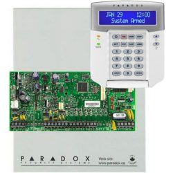 Paradox Sp5500 + K32Lcd+