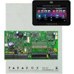 Paradox Sp7000 + Tm50