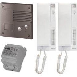 Golmar K-202/GRF (T-500) kétlakásás audio kaputelefon