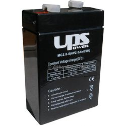 Ups 6V 2,8Ah Riasztó Akkumulátor