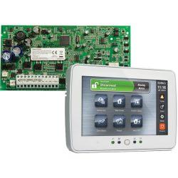 DSC PC1616PCBE panel + PTK5507