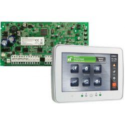 DSC PC1832PCBE + PTK5507 Riasztó központ