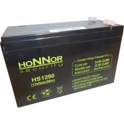 HONNOR 12V 9Ah Riasztó akkumulátor