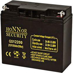 HONNOR 12V 20Ah Riasztó akkumulátor