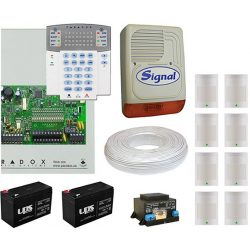 Paradox SP6000 LED - PS128 Komplett rendszer