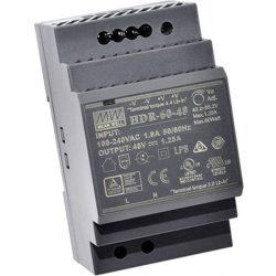 Mean Well HDR-60-5 Tápegység