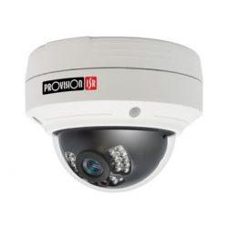 Provision-Isr 5 Megapixeles Fix Vandálbiztos IP Dome Kamera Dai+250Ip536