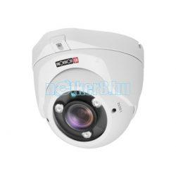 Provision-ISR AHD Pro 5 Megapixel 4in1 kültéri inframegvilágítós mechanikus Day&Night dome kamera PR-DI350AVF