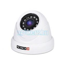 Provision-Isr AHD 2 Megapixeles Beltéri Dome Kamera Di390Ab36