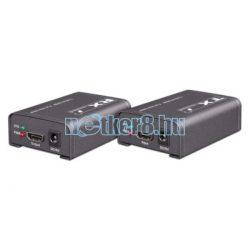 Provision-ISR HDMI Hosszabbító ethernet kábelen keresztül PR-HDoNet+