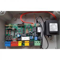 Proteco Kétmotoros Vezérlő Q80A