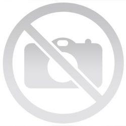Slim Flexi Flip bőrtok - Huawei P30 Lite - fekete