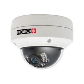 IP Dome kamerák (kültéri)