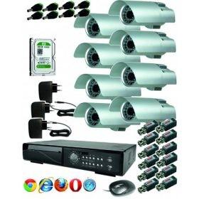Kamerás videorögzítő rendszerek
